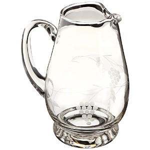 Orchard Pitcher by Qualia Glass