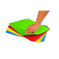 Tovolo Flexible Cutting Mats - Set of 4 by Tovolo