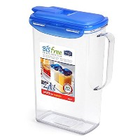 Lock & Lock TRITAN, BIS FREE WATER, JUICE Storage Container Pitcher Jug 71oz / 2.1L by LockandLock...