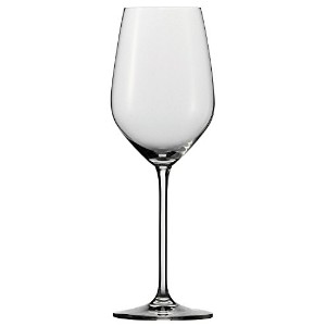 Schott Zwiesel Stemware Fortissimo Collection Tritan Crystal Water, Beverage Glass, 17.1-Ounce, Set...