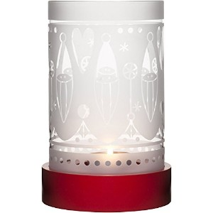 Sagaform 5016339 Santa Tea Light Holder, Small