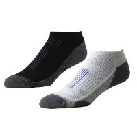FootJoy TECHSOF LOW CUT Socks (6 paris)【ゴルフ ゴルフウェア>靴下】