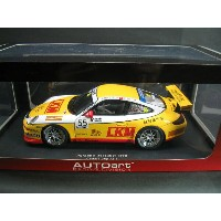 1/18scale オートアート AUTOart PORSCHE 911(997) GT3 CARRERA CUP ASIA ポルシェ カレラ カップ アジア