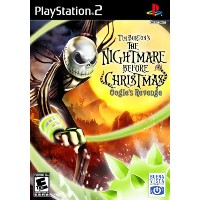 Tim Burton: Nightmare Before Christmas / Game