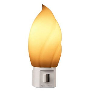 Amerelle 71037Flame手動on / off Night Lite
