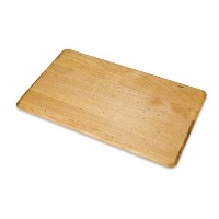 j.k. Adams Maple WoodアーティザンServing Platter 24-Inch-by-14-Inch ブラウン ART-2414