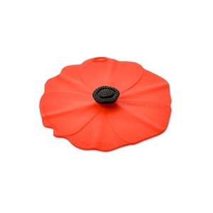 Charles Viancin Poppy Drink Cover Set/2 by Charles Viancin