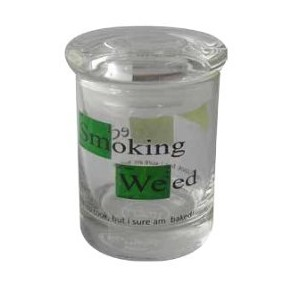 Smoking Weed Periodic 6oz Stash Jar