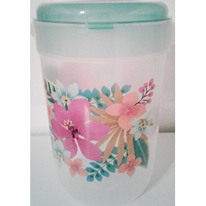 FestiveフローラルPitcher with Lid