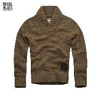 【20%OFFセール 7/22 10:00〜7/25 9:59】 ルール RUEHL No.925 正規品 メンズ セーター SWEATER ブラウン・BROWN