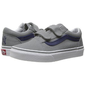 (little kid big kid) バンズ vans kids old skool v x mlb