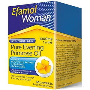 Efamol Efalex 1000mg Evening Primrose Oil - Pack of 30 Capsules