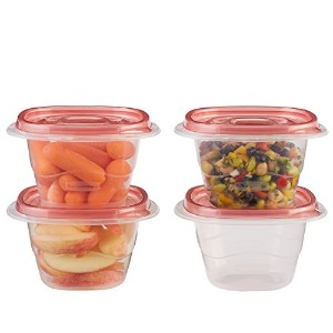 Rubbermaid TakeAlongs Mini Deep Square Container, Pack of 5 by Rubbermaid [並行輸入品]
