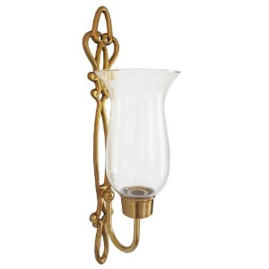 Invitinghome cs5112 aアンティーク真鍮Candle Sconce