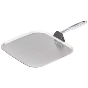 360 Cookware Stainless Steel Induction Capable Non-Leaching Square Griddle Pan by 360 Cookware