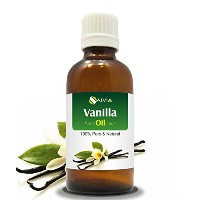 VANILLA OIL 100% NATURAL PURE UNDILUTED UNCUT ESSENTIAL OIL 100ML