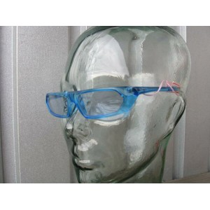 SPY Sunglass Grace ClearBlue/Clear