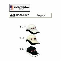 LEZAX U.S.athletes GOLF CAPUSアスリート キャップ USCP-6247【RCP】