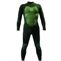 NEW【Billabong】【ビラボン フルスーツ】 Billabong Solution Platinum 3/2mm BACKZIP Steamer Wetsuit FLURO BACK ZIP セミドライ【YDKG-ms...