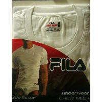 【メール便OK】FILA CREW NECK 【BODY BASIC】