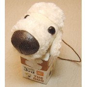 THE DOGGIE MASCOT 3rd THE DOG Poodle プードル