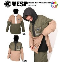 VESP【ベスプ】DIGGERS LIGHT PULLOVER JACKET VPMJ17-05 スノーボードウェア