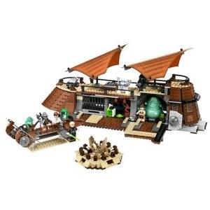 Lego レゴ 6210 Star Wars Jabba's Sail Barge