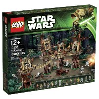 LEGO Star Wars Ewok Village Set 10236 海外直送品・