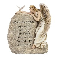 Roman in Loving Memory Angel、Dove and Verse