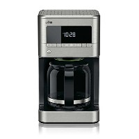 Braun BrewSense 12-Cup Drip Coffee Maker by Braun