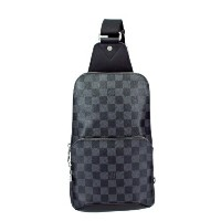 LOUIS VUITTON ルイヴィトン バッグ N41719 ダミエ・グラフィット アヴェニュー・スリングバッグ