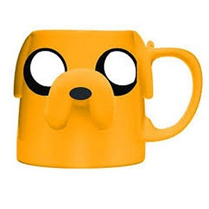 Adventure Time with Finn and Jake Figural 16オンスマグ