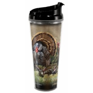 American Expedition野生生物コラージュ24oz Tall Tumblers TB24-330