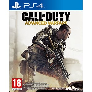 Call of Duty: Advanced Warfare (PS4) (輸入版)