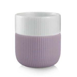 Royal Copenhagen Contrast Mug Heather 11 Ounces by Royal Copenhagen