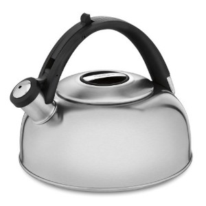 Cuisinart CTK-SS2 Peak Tea Kettle, Stainless Steel [並行輸入品]