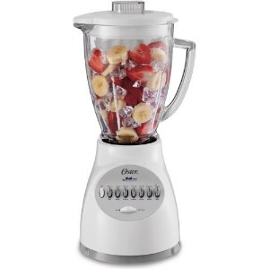 Oster Blender 14 Speed with Glass Jar 6694 White by Oster [並行輸入品]