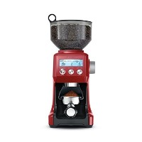 Breville BCG820BCRNXL The Smart Grinder Pro Coffee Bean Grinder, Cranberry Red by Breville [並行輸入品]
