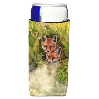 "Caroline 's Treasures cdco0324muk "" FoxカブスPeepers by Debbie Cook "" Ultra Beverage Insulators..."