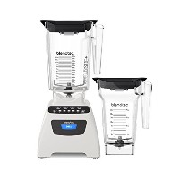 Blendtec C575A2323A-AMAZON Classic 575 Blender Bundle with Wild Side+ Jar and Four Side Jar, Polar...