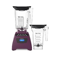 Blendtec C575A2318A-AMAZON Classic 575 Blender Bundle with Wild Side+ Jar and Four Side Jar, Orchid...