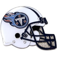 NFL ヘルメット ピンバッジ タイタンズ Tennessee Titans Helmet Pin