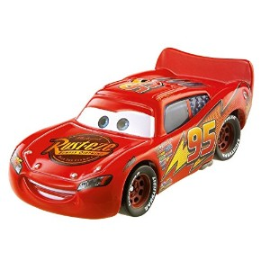 Disney/Pixar Cars Diecast Lightning McQueen Vehicle [並行輸入品]