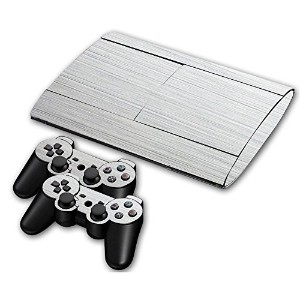 Linyuan Skin Sticker ステッカー Vinyl Decal Cover 安定した品質 for Playstation 3 PS3 Super Slim CECH-4000...