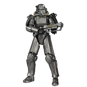 Funko Legacy Action: Fallout Power Armor Action Figure (Blister Pack)
