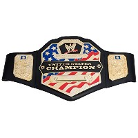 WWE United States Championship Belt by Mattel [並行輸入品]