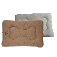 Best Pet Supplies Double-Sided Crate Mat, X-Small, Light Brown Suede by Best Pet Supplies, Inc.