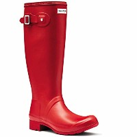 HUNTER BOOT(ハンターブーツ) ORIGINAL TOUR HWFT1026RMAMLR MILITARY RED UK5(24cm)