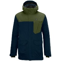 SALOMON(サロモン) SASHAY JACKET M L35260400 BIG BLUE-X/BAYOU GREEN S