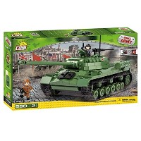 Cobi Small Army ミリタリーブロック WWII 第二次世界大戦 ソビエト軍 IS-3 重戦車 #2492 【COBI 日本正規総代理店】